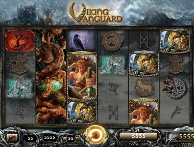 Viking Vanguard Slot Williams Interactive