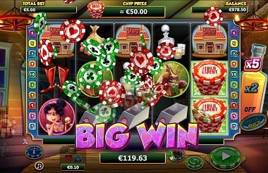 Wild West Casino Slot