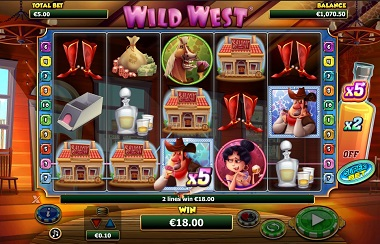 Wild West NextGen Slot