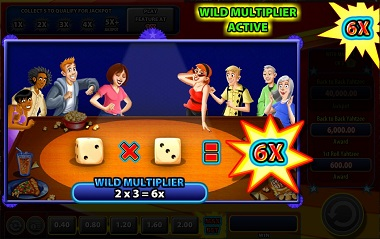 Yahtzee Bonus Game Slot