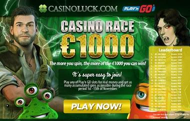 Casino Race CasinoLuck