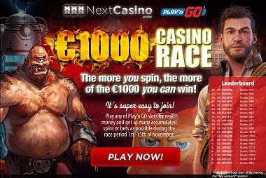 Casino Race NextCasino