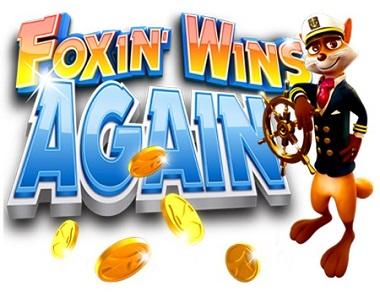 Foxin Wins Again NextGen Slot