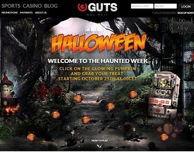 Guts Halloween Promo