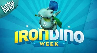 IronDino Week Campaign