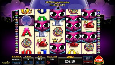 Miss Kitty Free Spins