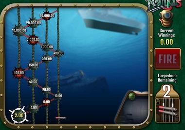 Nauticus Torpedo Bonus