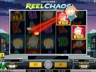Reel Chaos Wilds