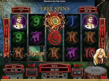 Robyn Free Spins