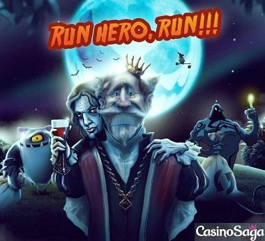 Run Hero Run CasinoSaga