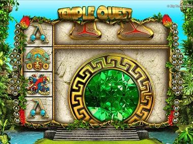 Temple Quest Big Symbol