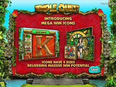 Temple Quest Slot Game