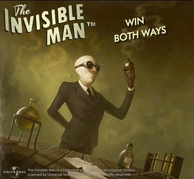 The Invisible Man NetEnt Opening