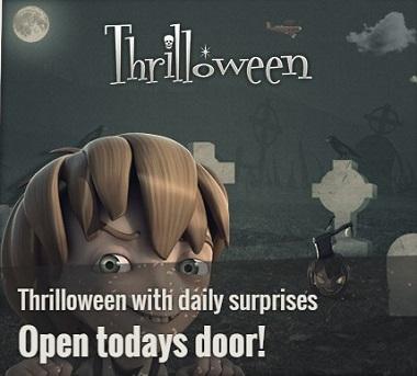 Thrilloween Promotion