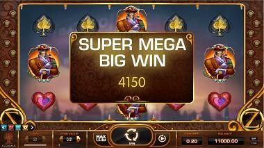 Cazino Zeppelin Big Win