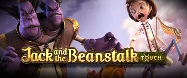 Jack Beanstalk Touch Banner