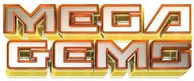 Mega Gems Slot Logo