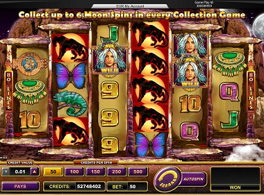 Moon Temple Screenshot