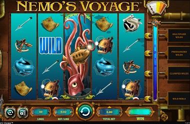 Nemos Voyage Slot Wild