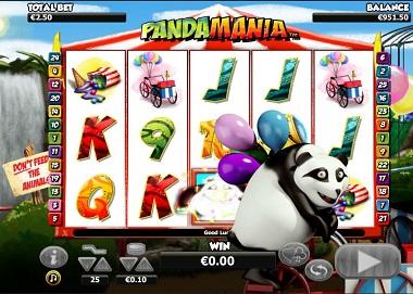 PandaMania NextGen Slot