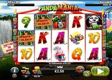 PandaMania Screenshot