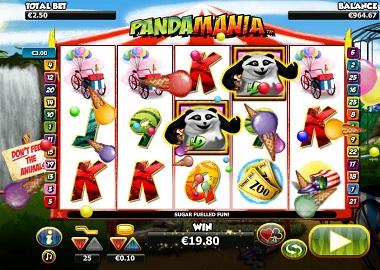 PandaMania Slot Game