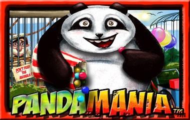 Pandamania Banner