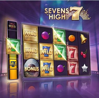 Sevens High Slot Quickspin