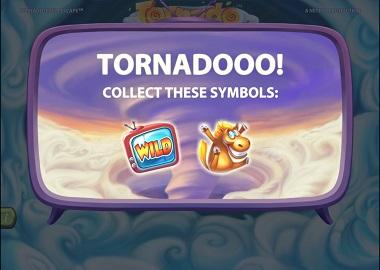Tornado Slot Collect
