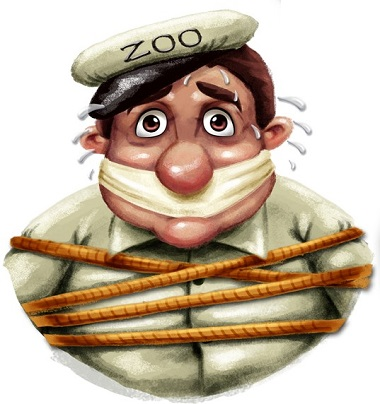 Zoo Keeper Pandamania