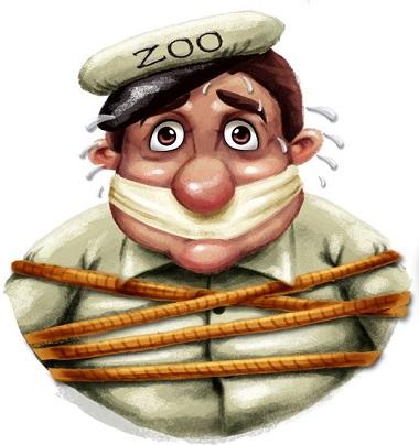 Zoo Keeper Pandamania