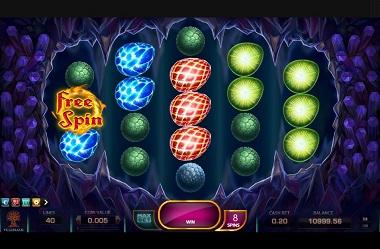 Draglings Slot Base Game
