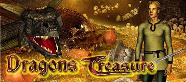 Dragons Treasure Slot Mercur