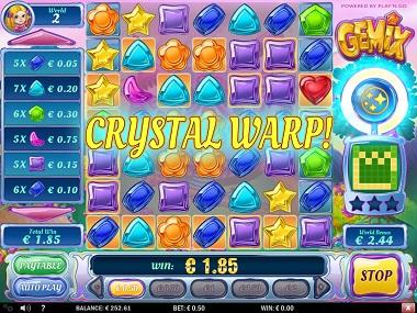 Gemix Slot Screenshot