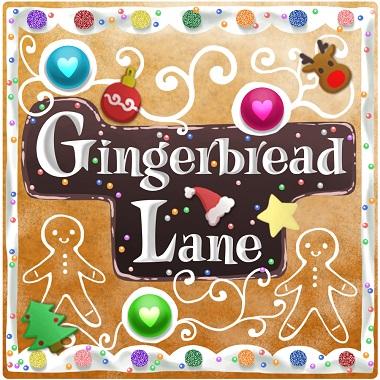 Gingerbread Lane Slot Icon