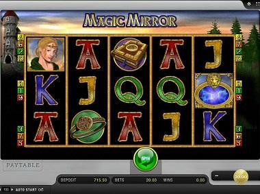 Magic Mirror Base Game