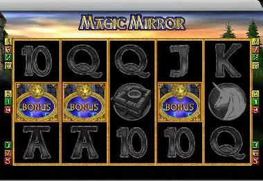 Magic Mirror Bonus