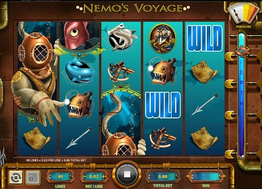 Nemos Voyage Screenshot