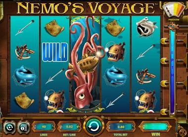 Nemos Voyage Slot Game