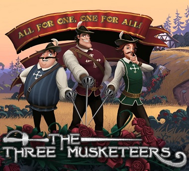 The Three Musketeers Quickspin Slot