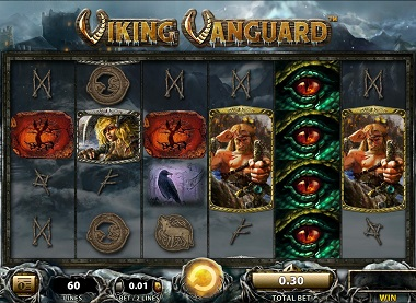 Viking Vanguard Williams Slot