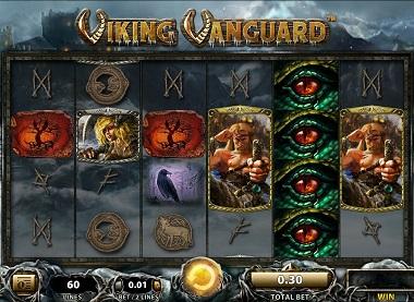 Viking Vanguard Williams Slot