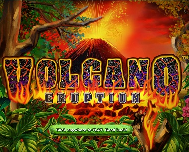 Volcano Eruption NextGen Slot