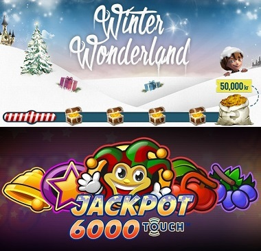 Winter Wonderland Thrills Casino