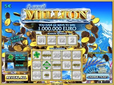 A Cool Million Big Win