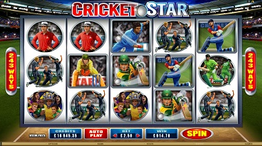 Cricket Star Base Game