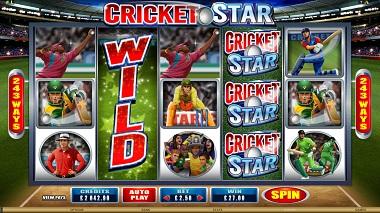Cricket Star Wilds