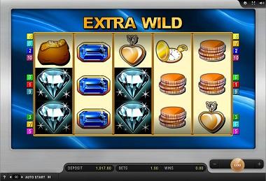Extra Wild Merkur Game
