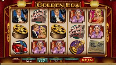 Golden Era Base Game