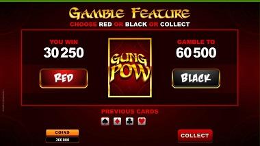 Gung Pow Gamble